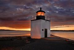 d618-243 (KevinWIlt728) Tags: salemmassachusetts derbywharflight sunrise clouds newengland massachusetts lighthouse