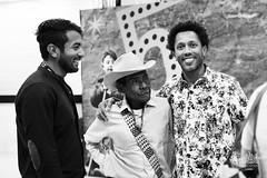 José Vicente Cotes, Jhon Narváez, José Acosta