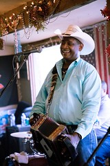 Geno Delafose at Whiskey River in Henderson, LA
