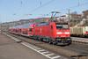 DB 146 238 Weil am Rhein (daveymills31294) Tags: db 146 238 weil am rhein deutsche bahn baureihe traxx regio