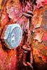 Serrer les boulons (CELURBEX) Tags: vaucluse ancien abandonado abbandonato abandoned abandonné old vieux explorar esplorare explore wasteland friche oublié urbex exploration urban graffity graff tag water eau industrie production lumix carton papier macro