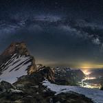 Brisi and the Milky Way thumbnail