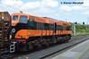 071 at Kildare, 17/5/18 (hurricanemk1c) Tags: railways railway train trains irish rail irishrail iarnród éireann iarnródéireann kildare 2018 generalmotors gm emd 071 timber retrotrain 1130westportwaterford