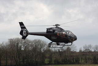 EI-MIK Eurocopter EC120B Executive Helicopters