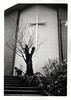 (joelbrendenphotography) Tags: hcc church cross renton wa pnw olympus stylus infinity zoom kodak trix hc110