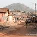 Dioulabougou area in Man