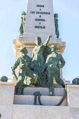 Honor to the Admirals (dcnelson1898) Tags: cartagena spain cruise travel vacation hollandamericaline oosterdam port spanishnavy spanishamericanwar militaryhistory memorial