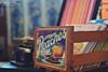 Peaches Records & Tapes (Hi-Fi Fotos) Tags: vintage record album crate peaches peachesrecordstapes music store vintagemixer wood label vinyl rack antique retro cool nikon d7200 dx hififotos hallewell bokeh