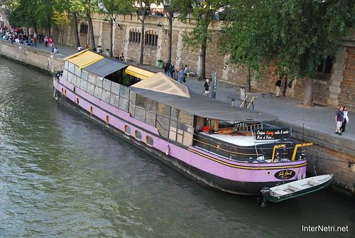 Париж Сена InterNetri  France 112