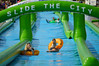 Slide the City (radargeek) Tags: 2016 slidethecity oklahomacity waterslide kids child kid july okc water slide