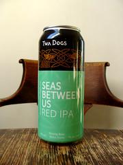 Seas Between Us Red IPA (knightbefore_99) Tags: beer cerveza pivo tasty hops malt great ipa india pale ale craft can twadogs seasbetweenus art victoria bc island