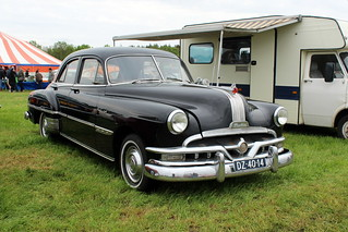 1951 Pontiac Chieftain Eight de Luxe