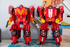 DSC_2129 (Quantum Stalker) Tags: transformers alternators ford gt licensed sdcc exclusive hot rod mirage rodimus binaltech kiss players syao scale 124 gun stripes headlights autobot cybertron