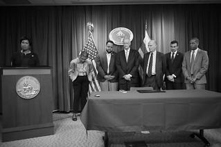 April 13, 2018 Metro Funding Bill Signing
