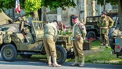 Commemoration of D-Day 6 June 1944 (Peter Beljaards) Tags: normandie saintemèreéglise dday commemorationofdday