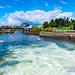 Springtime on the Lake Washington Ship Canal from the Ballard Locks Spillway