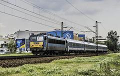 630 037 (péterszabó1) Tags: máv hstart ganz train locomotive gigant v63 630 037