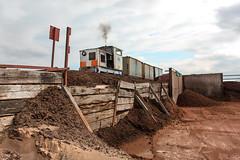 Cladance Moss Tippler (Kingmoor Klickr) Tags: alankeef 18 cladancemoss williamsinclair industrial narrowgauge railway