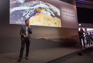 ILA Public Day: earth observation with Robert Meisner