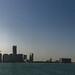 Abu Dhabi Skyline in the morning