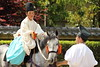 Boy on horse (Teruhide Tomori) Tags: 上賀茂神社 京都 賀茂競馬 伝統行事 年中行事 葵祭 洛北 日本 kyoto rakuhoku japan japon tradition horseracing festival event kamigamoshrine kamokeima