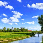 A beautiful Spring day along the Kromme Rijn, Odijk, Netherlands - 1016 thumbnail