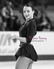 Alicia Pineault (Melanie Heaney) Tags: action aliciapineault canadians figureskating ladies sports closeup blackandwhite