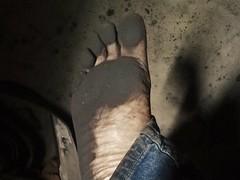 dirty feet - indoor 722 (dirtyfeet6811) Tags: feet foot sole barefoot dirtyfeet dirtyfoot dirtysole cityfeet