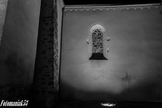 L'église de Montigné