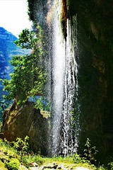 Natural water...💦 (carlesbaeza) Tags: water waterfall fall nature mountain wild ngc