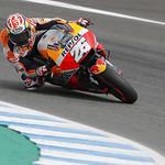 Dani Pedrosa. Test Jerez thumbnail