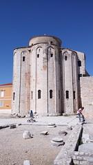St. Donat (thurup) Tags: church zadar