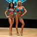 Bikini Grand Master – 2nd Laura Selluca 1st Renée Halleran