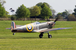 Spitfire Ia  N3200 G-CFGJ - Imperial War Museum Duxford.