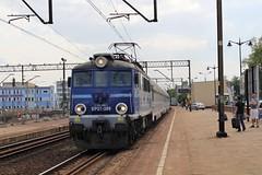 EP07-389 Leszno 30.04.2018 (matthias.sitte1) Tags: ep07 leszno pkp wolsztyn lokomotive train zug rail railway eisenbahn