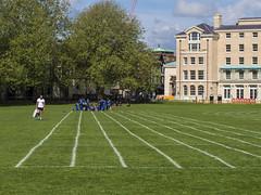 Parker's Piece (badger_beard) Tags: parkers piece cambridge city athletics track lawn cambridgeshire south cambs