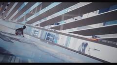 This City Needs a Hero (Biskveet) Tags: mirrors edge catalyst faith city screenshot reshade digital art