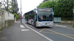 Lacroix réseau ValParisis Mercedes Citaro C2 EW-413-XT (95) n°1087 (couvrat.sylvain) Tags: lacroix valparisis mercedesbenz citaro c2 o 530 o530 bus autobus cormeilles en parisis beauchamp