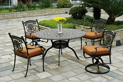 Cast Iron Patio Set Table Chairs Garden Furniture (Ade Roni) Tags: outdoorpatioset patiofurniture