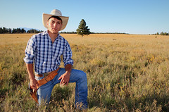 IMG_5082_Fotor Eric (pv photos) Tags: cowboy horse wild west western arizona texas johnny eric sunset