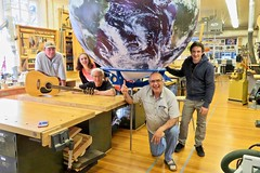 Creating the Art Float - Tam Makers - May 2018 - Photo - 27