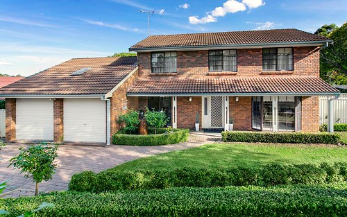 3 Oakdale Pl, Baulkham Hills NSW 2153