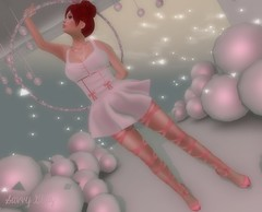 Il était un rêve (♥Savvy Quinn♥) Tags: truthhair maitreya catwalilly pinkfuel 1313mockingbirdlane 1313 reign {nantra} ultra theliaisoncollaborative dust dream pink girly kawaii ballet ballerina girl woman pastel secondlife secondlifeblogging secondlifeevent secondlifefashion secondlifeevents eventsinsecondlife eventsinsl events event eventsinslfashion slevents sl sllooksgoodtoday slfashion