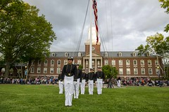 180521-G-XO367-119 (US Coast Guard Academy) Tags: corpsofcadets uscoastguardacademy newlondon connecticut cadets officers academy barger pettyofficernicolefoguth rearadmjamesrendon usa