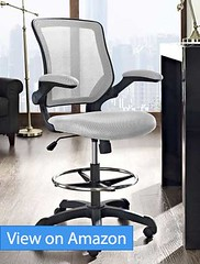 The 5 Best Ergonomic Drafting Chairs and Stools in 2018 (ergonomictrends) Tags: chairs product reviews