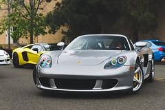 CGT (Noah L. Photography) Tags: porsche carrera gt silver grey gray car sportscar supercar hypercar german hingwalee carsandchronos walnut