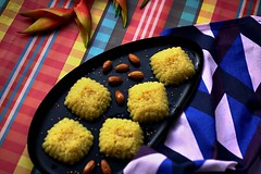 Happiness is home made (Ferdousi.) Tags: sweet dessert homemade halwa nuts tasty bangladeshifood egghalwa sweettooth 2018 ramadan