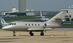 Dassault Falcon 20 ~ F-GYSL (Aero.passion DBC-1) Tags: spotting lbg 2010 aeropassion avion aircraft aviation plane dbc1 david biscove bourget airport dassault falcon 20 ~ fgysl
