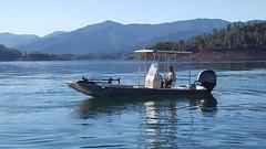 Oquawka Boat Model 2072 Flat Bottom V-Bow (oquawkaboats) Tags: garmin oquawka boats aluminum custom built fabrications survey 2018