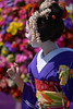 Colors (byzanceblue) Tags: 京都 gion maiko japan kyoto japanese dance woman girl female cute lovely beautiful beauty 舞妓 舞踊 geisha kimono traditional geiko kanzashi formal 祇園 black 花街 white color colour flower nikkor background people photo d850 portrait professional lady lovery 芸妓 着物 bokeh 節分 red traditonal 平安神宮 奉納舞 祇園小唄 tomoko 祇園甲部 nakagishi 小